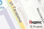Схема проезда до компании Платежный терминал, Россельхозбанк в Жуковском