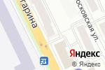 Схема проезда до компании Фирма Строникс в Жуковском