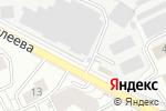 Схема проезда до компании Жуковский хлеб в Жуковском