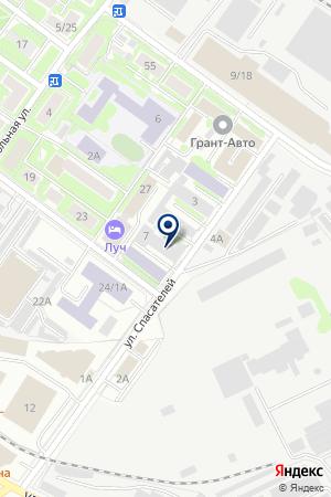 АВАРИЙНАЯ СЛУЖБА РАМЕНСКОЕМЕЖРАЙГАЗ на карте Жуковского