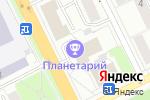 Схема проезда до компании Гагарин в Жуковском