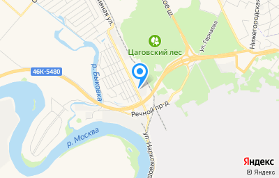 Местоположение на карте пункта техосмотра по адресу Московская обл, г Жуковский, ул Кооперативная, д 3