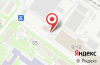 Схема проезда до компании Монтаж-Вент-Строй в Жуковском