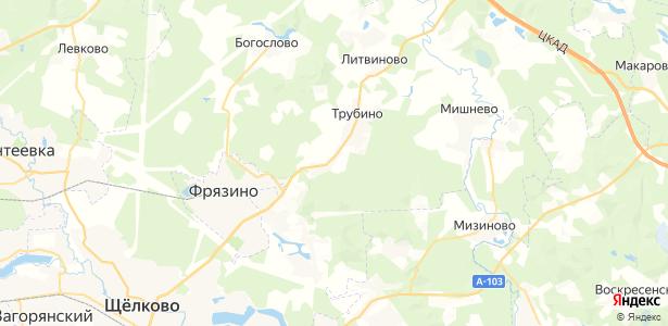 Назимиха на карте