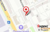 Схема проезда до компании СВС в Жуковском
