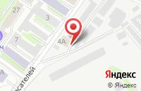 Схема проезда до компании M-Maker в Жуковском