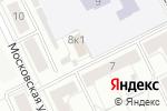 Схема проезда до компании IP-home.net в Жуковском