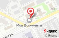 Схема проезда до компании NL International в Жуковском
