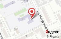 Схема проезда до компании Средняя общеобразовательная школа №4 в Жуковском