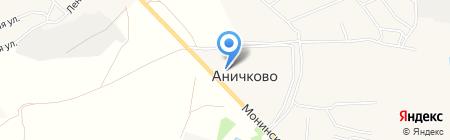 СУ-22 на карте Аничкова