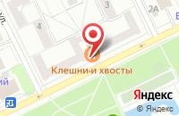 Схема проезда до компании 5 дом в Жуковском