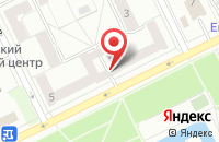 Схема проезда до компании Проминвест в Заворово