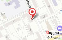 Схема проезда до компании Здоровое поколение в Жуковском