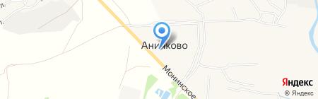 ArtDecor на карте Аничкова