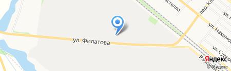 АБ Південний ПАО на карте Харцызска