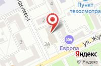 Схема проезда до компании Дом ученых ЦАГИ в Жуковском