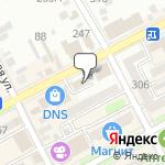 Магазин салютов Славянск-на-Кубани- расположение пункта самовывоза