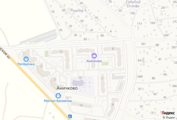 ЖК Аничково
