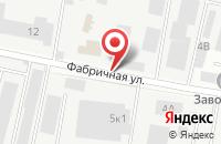 Схема проезда до компании Вектор-V в Сергиевом Посаде