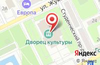 Схема проезда до компании Энергия в Заворово