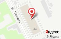 Схема проезда до компании Скорость в Жуковском