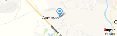 СП-СанТехМонтаж на карте Аничкова
