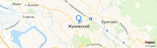 город Жуковский