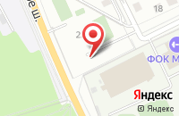 Схема проезда до компании Парк культуры и отдыха в Жуковском