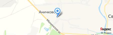 Мировые судьи Щёлковского района на карте Аничкова