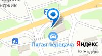 Компания Мегарусс-Д на карте