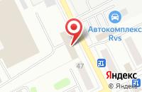Схема проезда до компании Умелец в Заворово