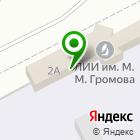 Местоположение компании АВИА-ПАРТНЕР