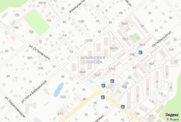 жилой комплекс Ильинская Слобода