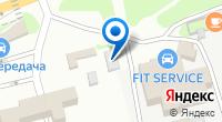 Компания Mobil 1 на карте