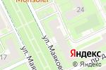 Схема проезда до компании Bravo в Жуковском