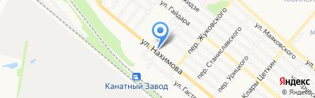 777 на карте Харцызска