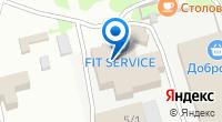 Компания Bosch Service на карте