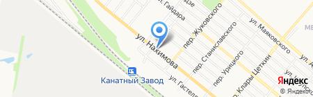 Вояж-2 на карте Харцызска