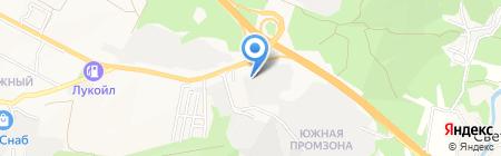 Mobil 1 центр на карте Геленджика