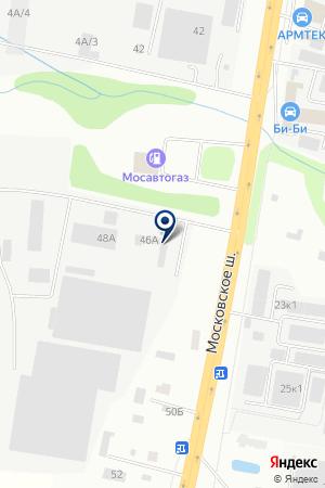 ТРАНСПОРТНАЯ КОМПАНИЯ REVIVAL EXPRESS SPEDITION на карте Сергиева Посада