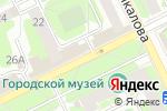 Схема проезда до компании Национальный платежный сервис в Жуковском