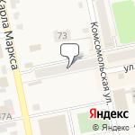 Магазин салютов Богородицк- расположение пункта самовывоза