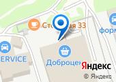 Кока-Кола Эйч Би Си Евразия на карте