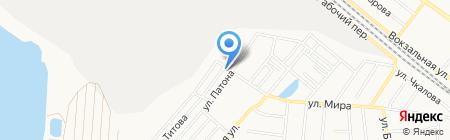 Визит на карте Харцызска