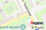 Схема проезда до компании Магазин париков в Жуковском