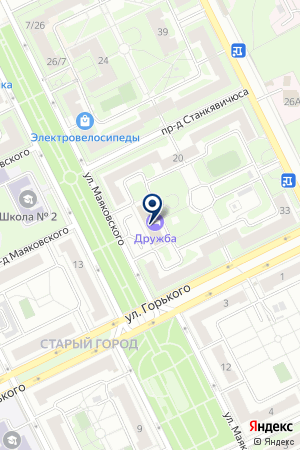 ДИЗАЙН-СТУДИЯ КУБИК.RU на карте Жуковского