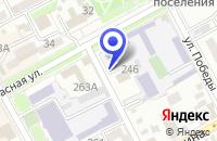 Схема проезда до компании ЗАЩИТА ПРАВ ПОТРЕБИТЕЛЕЙ в Славянске-на-Кубани