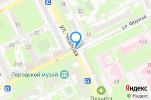 Снять двухкомнатную квартиру в Жуковском Московская область, улица Чкалова