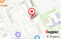 Схема проезда до компании Авиаком в Жуковском