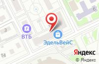 Схема проезда до компании Алинко в Жуковском